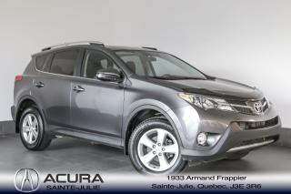 Used 2013 Toyota RAV4 XLE for sale in Ste-Julie, QC