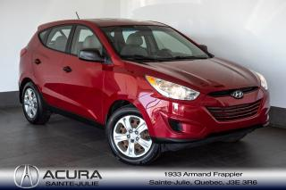 Used 2012 Hyundai Tucson GL for sale in Ste-Julie, QC