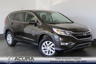 Used 2015 Honda CR-V EX-L Navy avec  balance de garantie for sale in Ste-Julie, QC