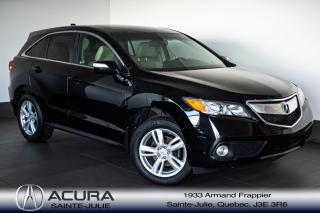 Used 2013 Acura RDX Tech Pkg for sale in Ste-Julie, QC