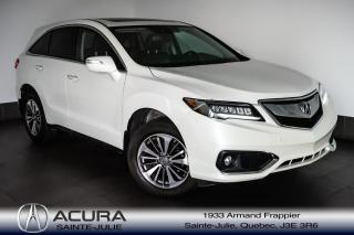 Used 2016 Acura RDX Garantie prolongé jusqua 130000km for sale in Ste-Julie, QC