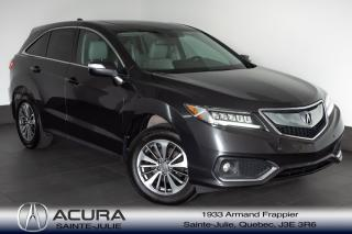 Used 2016 Acura RDX Garantie prolongé jusqu'a 130000km for sale in Ste-Julie, QC