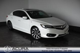 Used 2016 Acura ILX A-SPEC for sale in Ste-Julie, QC