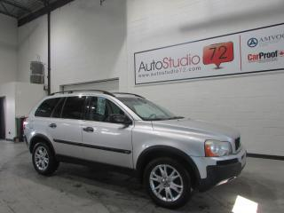 Used 2006 Volvo XC90 5 portes 2,5 L Turbo, traction intégrale for sale in Mirabel, QC