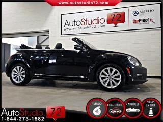 Used 2014 Volkswagen Beetle Cabriolet 1.8L TSI Comfortline **CONVERTIBLE**CUIR for sale in Mirabel, QC
