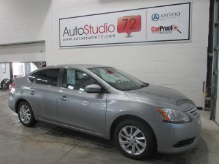 Used 2013 Nissan Sentra Berline CVT S **AUTO**MAGS**CRUISE**A/C**GR.ÉL for sale in Mirabel, QC