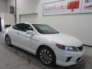 Used 2014 Honda Accord Coupe EX CVT **TOIT**CAM RECUL**PUSH STA for sale in Mirabel, QC
