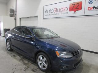 Used 2013 Volkswagen Jetta Comfortline 2.0 TDI **MAGS**TOIT**DEMARR for sale in Mirabel, QC
