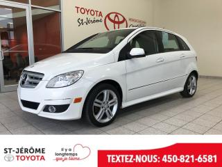 Used 2011 Mercedes-Benz B-Class B200 Gr Elect for sale in Mirabel, QC