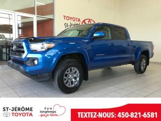 Used 2017 Toyota Tacoma 4X4 SR5 V6 for sale in Mirabel, QC