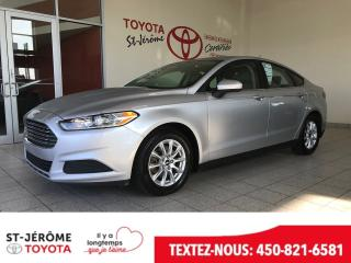 Used 2015 Ford Fusion A/c Gr élec for sale in Mirabel, QC