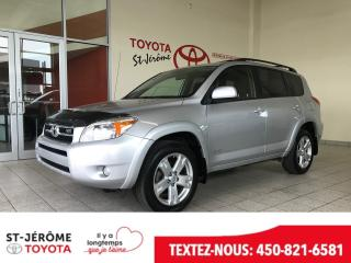 Used 2006 Toyota RAV4 Awd V6 Sport for sale in Mirabel, QC