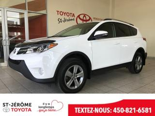 Used 2015 Toyota RAV4 Xle Awd Toit for sale in Mirabel, QC