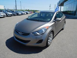 Used 2013 Hyundai Elantra Gl,cruise,a-C,b for sale in Mirabel, QC
