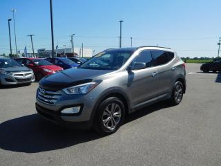 Used 2015 Hyundai Santa Fe Sport 2.0T Premium,AWD,MAGS,A/C,CRUISE,BLUETOOTH for sale in Mirabel, QC