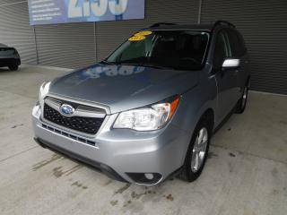 Used 2015 Subaru Forester 2.5i,awd,mags,a/c,cr for sale in Mirabel, QC