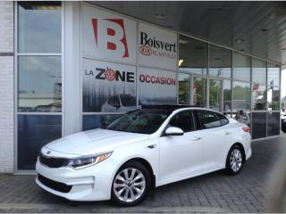 Used 2016 Kia Optima 2016 Kia Optima - 4dr Sdn EX Tech for sale in Blainville, QC