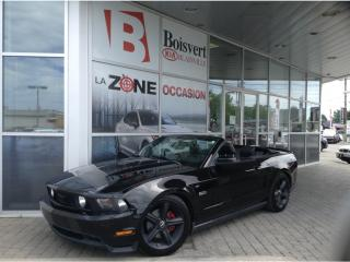 Used 2010 Ford Mustang 2010 Ford Mustang - GT MOTEUR 4,6L V-8 for sale in Blainville, QC
