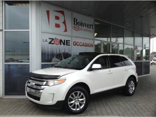 Used 2011 Ford Edge 2011 Ford Edge - LIMITED AWD GPS/NAVI TOIT PANO for sale in Blainville, QC