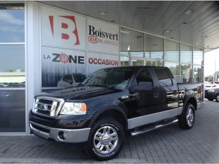 Used 2007 Ford F-150 2007 Ford F-150 - 4WD SuperCrew 150  XLT for sale in Blainville, QC