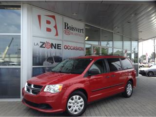 Used 2016 Dodge Grand Caravan 2016 Dodge Grand Caravan - 4dr Wgn Canada Value Pa for sale in Blainville, QC