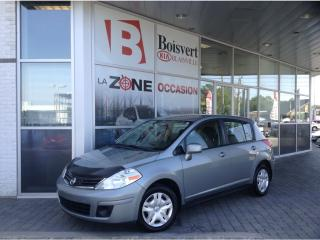 Used 2010 Nissan Versa 2010 Nissan Versa -NOUVELLE ARRIVAGE VENTE VIP !!! for sale in Blainville, QC