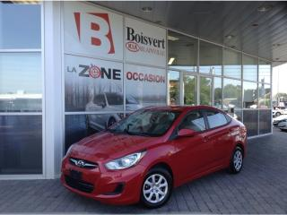 Used 2012 Hyundai Accent 2012 Hyundai Accent -NOUVELLE ARRIVAGE VENTE VIP ! for sale in Blainville, QC