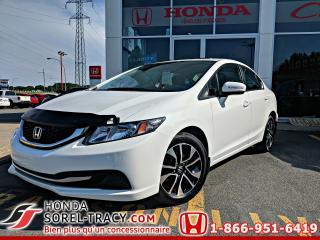 Used 2014 Honda Civic EX 4 portes CVT for sale in Sorel-Tracy, QC