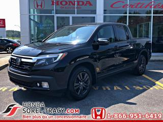 Used 2018 Honda Ridgeline Sport Traction Intégrale for sale in Sorel-Tracy, QC