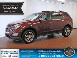 Used 2016 Chevrolet Equinox LTZ / AWD Une Perle..! for sale in Lasalle, QC