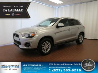 Used 2013 Mitsubishi RVR SE 4WD Le Plus Populaire de sa Marque..! for sale in Lasalle, QC