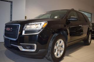Used 2016 GMC Acadia SLE 8PASSAGERS for sale in St-Eustache, QC