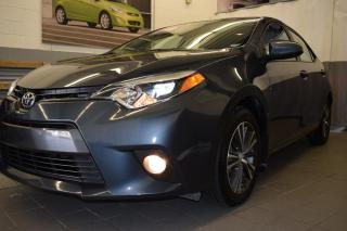 Used 2016 Toyota Corolla LE CVT for sale in St-Eustache, QC
