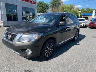Used 2015 Nissan Pathfinder SL AWD **CUIR, CAMERA RECUL, BLUETOOTH** for sale in Mcmasterville, QC