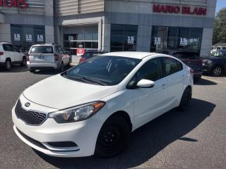 Used 2014 Kia Forte LX + **A/C, SIEGE CHAUFFANT, MAG, BLUETOOTH** for sale in Mcmasterville, QC