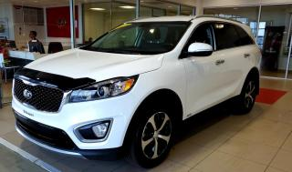 Used 2016 Kia Sorento EX 3,3 L 7 places 4 portes TI for sale in Beauport, QC