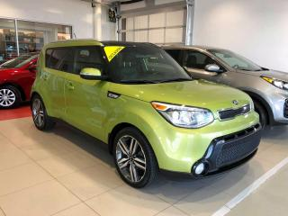 Used 2015 Kia Soul SX Luxe familiale 5 portes BA for sale in Beauport, QC