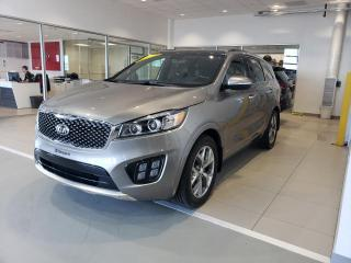 Used 2016 Kia Sorento SX 3,3 L 7 places 4 portes TI for sale in Beauport, QC