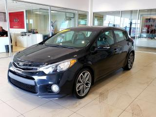 Used 2016 Kia Forte Hayon 5 portes, boîte manuelle, SX for sale in Beauport, QC