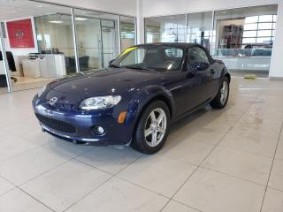 Used 2007 Mazda Miata MX-5 Cabriolet manuelle air climatisé for sale in Beauport, QC