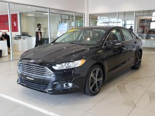 Used 2015 Ford Fusion SE cuir toit mags ecoboost tres belle vo for sale in Beauport, QC