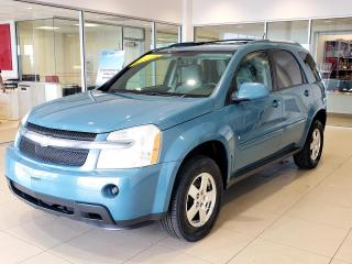 Used 2008 Chevrolet Equinox Traction intégrale, 4 portes LT for sale in Beauport, QC