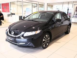 Used 2015 Honda Civic 4 portes boîte manuelle EX for sale in Beauport, QC