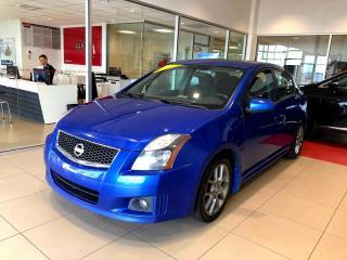 Used 2012 Nissan Sentra Berline 4 portes I4 CVT SE-R for sale in Beauport, QC