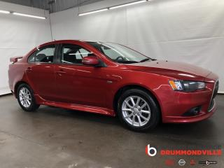 Used 2015 Mitsubishi Lancer SE for sale in Drummondville, QC