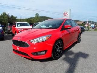Used 2015 Ford Focus Berline SE 4 portes MAGS CAMÉRA SYSTEME for sale in Val-David, QC