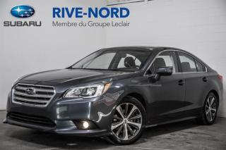 Used 2017 Subaru Legacy 3.6R Limited NAVI+CUIR+TOIT.OUVRANT for sale in Boisbriand, QC