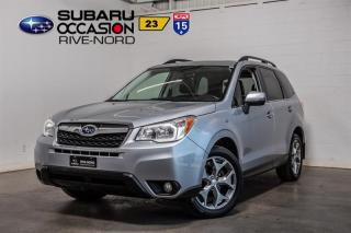 Used 2015 Subaru Forester Limited NAVI+CUIR+TOIT.OUVRANT for sale in Boisbriand, QC