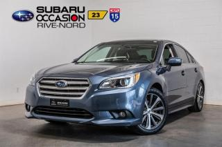 Used 2015 Subaru Legacy LIMITED  CUIR+TOIT.OUVRANT+NAV for sale in Boisbriand, QC