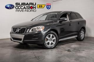 Used 2012 Volvo XC60 3.2 CUIR+TOIT.PANO+SIEGES.CHAUFFANTS for sale in Boisbriand, QC